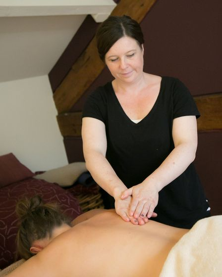 Massage therapy is one of many treatments