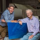 Dad's Boats - producing high end pedal boats at Ludham based on the designs of David Williams. David