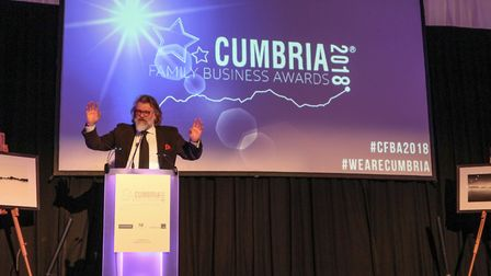 Hairy Biker Si King welcomes guests