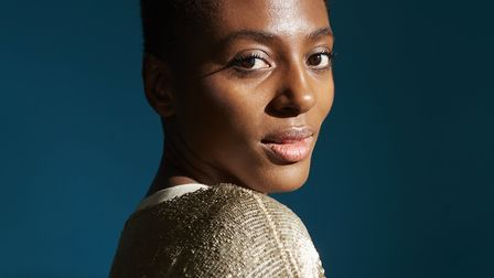 Chorley-born poet Yrsa Daley-Ward (c) Mike McGregor