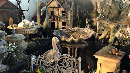 Expect to find a vast array of treasures at the fair
