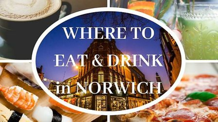 We've got your guide to eating and drinking in Norwich