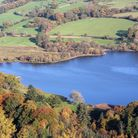 Looking down on Loweswater from the old corpse road