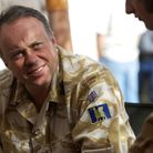 Major-General Andy Salmon CMG OBE