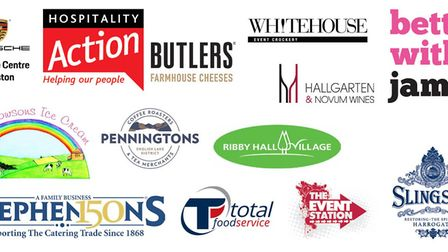 2018 Lancashire Life Food and Drink Awards sponsors