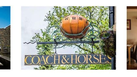 Assheton Arms, Coach and Horses, The Punch Bowl Inn