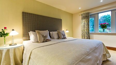 The Gibbon Bridge Hotel has over thirty luxurious bedrooms