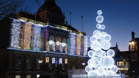 Christmas in Ipswich © zoer, Flickr (CC BY-NC 2.0)