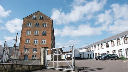 The Boden Mill site is earmarked for regeneration
