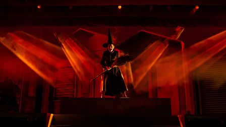 The Wonderful Wizard of Oz Production PhotosPhoto Credit : The Other Richard