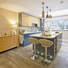 Kitchen by Gifford & Groom, Blofield; worktop by Design Stoneworks Vulcan Way Norwich, 01603 788903;
