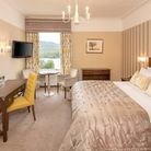 Beautiful Belsfield hotel - in the Laura Ashley range - is stunning inside and out. Photo by Giles