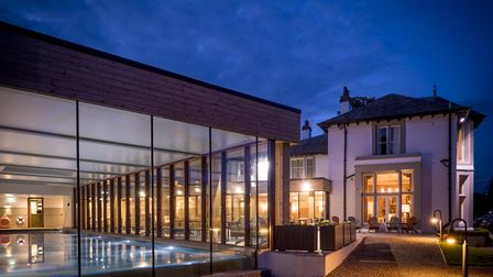 The Swim Club, one of the hotel's leisure facilities (Picture:Hospitality Media)