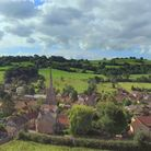 The historic village of Croscombe (c) Mike Rossiter