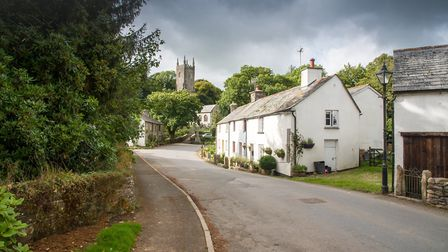 Altarnun in north Cornwall. Photo credit: Thomas_Marchhart, Getty Images/iStockphoto