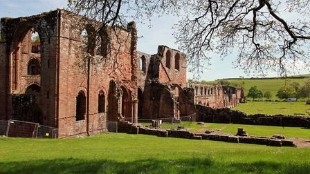 Furness Abbey was one of the richest in Britain