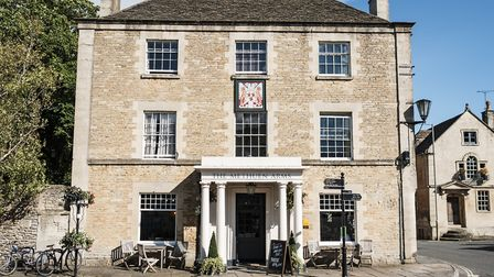 The Methuen Arms is a fabulous spot to dine and stay
