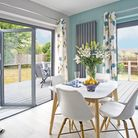Dining table and chairs from Out and Out Original (photo: Tony Hall)