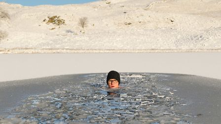 The benefits of ice water swimming now have some scientific backing