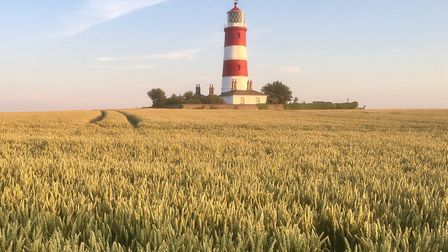 Happisburgh Lighthouse (photo: Rowan Mantell)