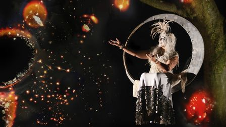 Rogue Theatre, who will perform at Porthilly Spirit in May 2019. Photo credit: Porthilly Spirit