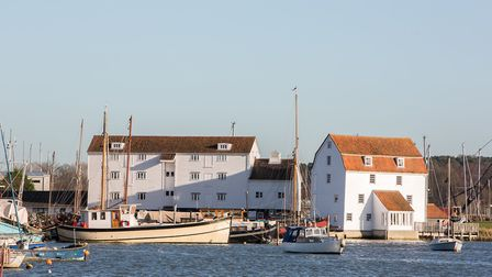 Woodbridge Tide Mill is at the heart of Woodbridge's events