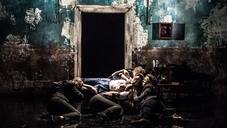 The Picture of Dorian Gray (Company). Photography by Craig Sugden.