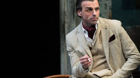 Jonathan Wrather (Lord Henry). Photography by Craig Sugden.