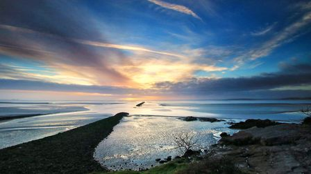 Jenny Brown's Point at Silverdale by Nigel Hunter