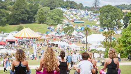 Picture supplied by Port Eliot Festival