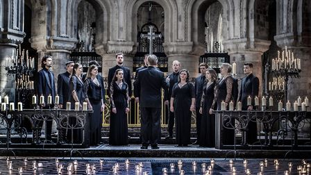 Tenebrae celebrate the finest exponents of 20th century English choral music