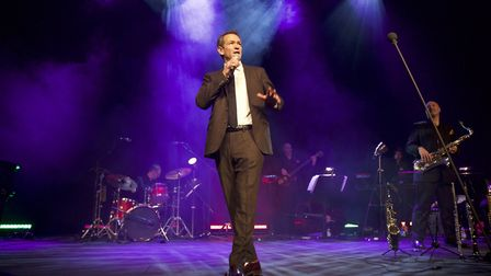 Alexander Armstrong will close the Festival with a concert in the Abbey