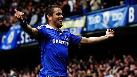 Seven years as Chelsea's No.10 culminated in three Premier League titles, two FA Cups and a League C