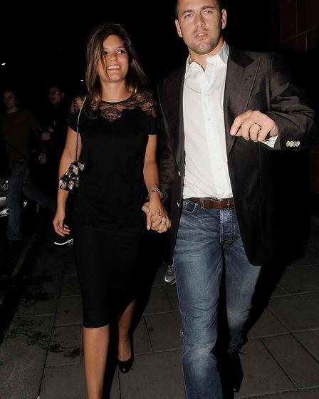 Cole, with wife Carly, lives in Chigwell and reckons Essex will always be home