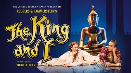 The Lincoln Center Theater production of The King and I