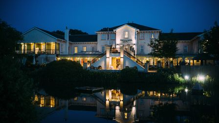 The award winning Spa Hotel at Ribby Hall Village (Picture: Lawson Photography)