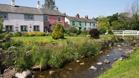 The Northern Fells village of Caldbeck