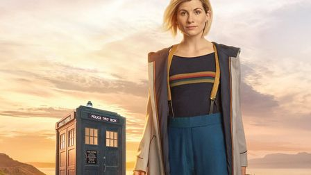 Jodie Whittaker was unveiled as the first woman to play the title role in Doctor Who in 2017. Pictur