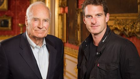 Dan's father is the respected presenter and historian Peter Snow