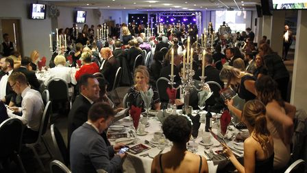 The Somerset Life Food and Drink Awards 2018 presentation night, held at Somerset Cricket Club in Ta