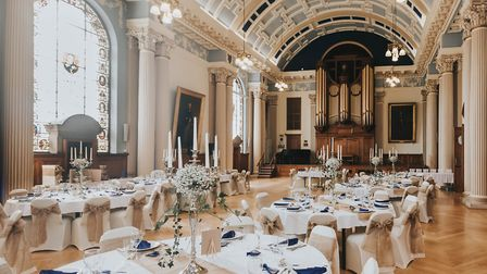 Moot Hall from Colchester Events Company
