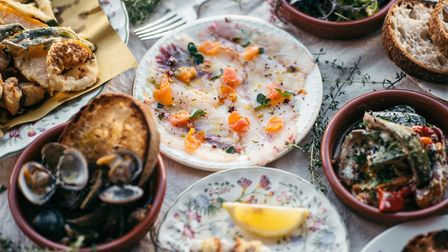 The Monmouth Table will be serving regionally-sourced tapas (c) Matt Austin