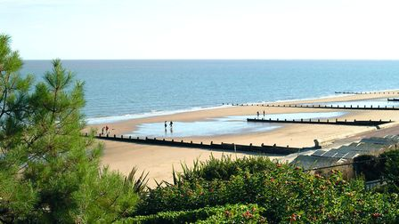Why fabulous Frinton-on-Sea is so good for sport and recreation