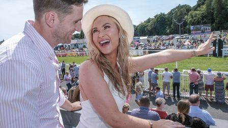 A glorious day out can be had at Cartmel Races