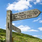 South West Coast Path. Photo credit: Albert Pego, Getty Images/iStockphoto