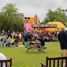 Hurlston Hall Golf Club celebrated it's 25th anniversary with a Family Fun Day