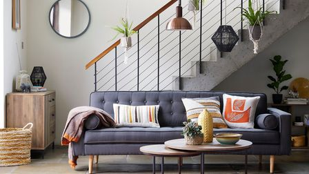 Everything they'll need to create a home from home can be found at Dunelm, Laura Ashley and Julian C