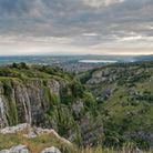 A view looking down into Cheddar Gorge and Cheddar reservoir (c) golfer2015 / Thinkstock