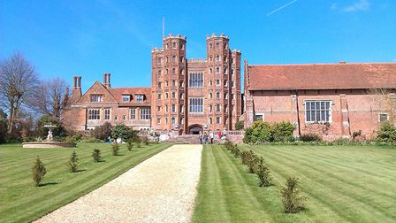 Layer Marney Tower (c) Fenners1984, Flickr (CC BY 2.0)