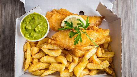 You just can't beat a good fish and chips...photo credit: Pepgooner/Getty Images/iStockphoto
